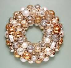 custom gold silver and white wreath by beminted on etsy