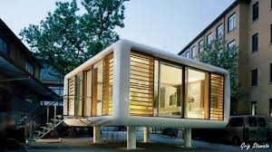 Small Homes Designs by Loftcube A Smart Small Modular Home Design Youtube