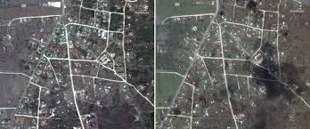 Satellite Map Of Florida by Before And After Satellite Images Of Hurricane Irma Damage