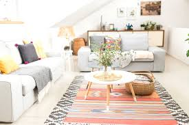 Wohnzimmer Ideen Ecke Vintage Deko Wohnzimmer