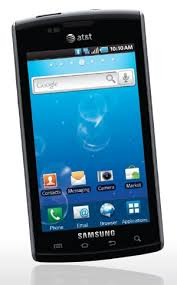 free android phones samsung captivate black 16gb at t cell phones