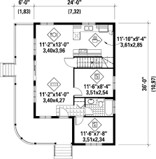 country cabin floor plans plan 80559pm country cottage architectural design house