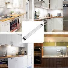 led kitchen cupboard cabinet lights 30cm led cabinet light closet l for kitchen