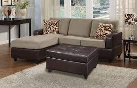 Leather Sectional Sofa Sleeper Sofas Wonderful L Shaped Sofa Sleeper Sectional Small Leather