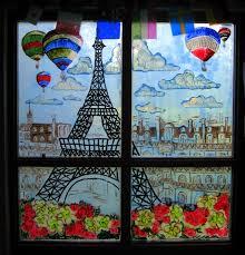 painting on glass windows cassie stephens window painting