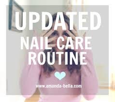my nail growth tips u2013 amanda bella