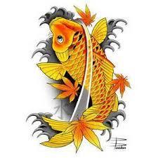 pin japanese koi fish meaning tribal tattoos design on