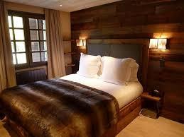 chambre montagne décoration chambre bois montagne exemples d aménagements