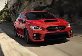 subaru sti 2017 2017 2018 subaru wrx facelift revealed for u s market