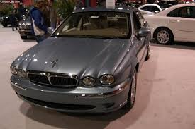 2003 jaguar x type pictures history value research news