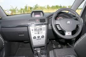 vauxhall meriva vxr 2006 2009 driving u0026 performance parkers