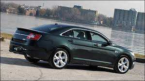 Sho Fast 2010 ford taurus sho review editor s review car reviews auto123