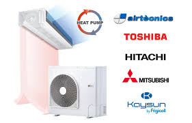 air curtains with heat pump a commitment to low consumption