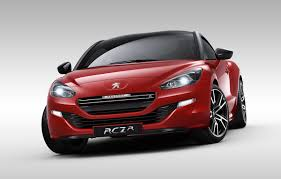 peugeot rcz black rcz r 199kw 5 9sec 0 100km h and here in march