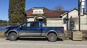 cummins nissan titan a week with the nissan titan xd easy to pack hard to park the