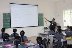 online smart class audio visual connectivity arb school