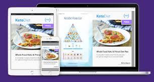 premium keto u0026 primal 4 week whole food diet plan ketodiet ebooks