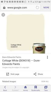 interior semigloss cottage white frazee paint general in
