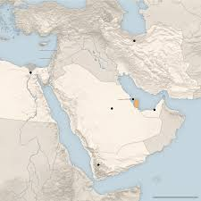 Bahrain Map Middle East by 5 Arab Nations Move To Isolate Qatar Putting The U S In A Bind