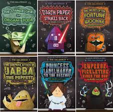 giveaways archives the roarbotsthe roarbots origami yoda book images handycraft decoration ideas
