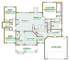 Walk Out Ranch House Plans 106 Best Ranch House Plans Images On Pinterest House Floor Plans