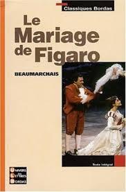le mariage de figaro beaumarchais mariage figaro de beaumarchais abebooks