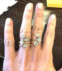 bezel ring new 14k yellow gold 99ct bezel set marquise solitaire diamond