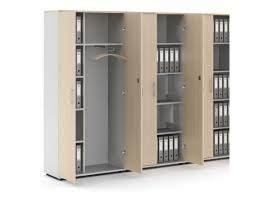 armoire de bureau bois meuble rangement pour bureau lepolyglotte