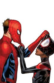 ultimate spin u2013 spider man fan podcast miles morales