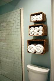 bathroom gift ideas towel basket for bathroom shelves towels medium size of small bath