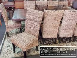 Seagrass Chairs Sadie U0027s Consignment And Resale