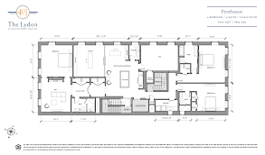 floor plan agreement the lydon 401 beacon street ingeniously designed layout