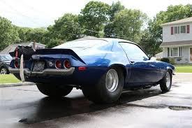 1973 camaro split bumper for sale chevrolet camaro coupe 1973 blue for sale 1q87k3n130359 1973