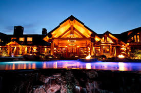 log cabin outdoor lighting log cabin awesome traditional exterior dallas by passion