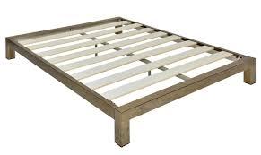 Metal Platform Bed Frame Union Rustic Szumowski Metal Platform Bed Frame Reviews Wayfair