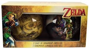 the legend of light up ornaments 2 pack for collectibles
