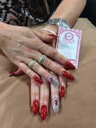 ส แดงท บท มก บเพชรประกาย ruby red colour with silver diamonds