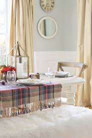 6 ways to use a plaid scarf in your home city farmhouse