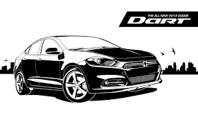 dodge logo vector dodge dart vector u0027ed by gurnade on deviantart