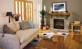 Realistic Electric Fireplace Logs by Smp 904 St Fieldstone Electric Fireplace And Mantel With The