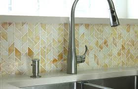 herringbone kitchen backsplash kitchen tile porcelain mosaic backsplash with glass inserts arafen