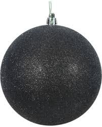 Glitter Christmas Ball Ornaments by Don U0027t Miss This Deal On Vickerman 4 75