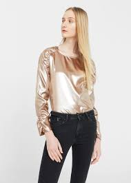 metallic blouse metallic blouse endource