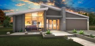 single story house designs modern single storey houses homes floor plans