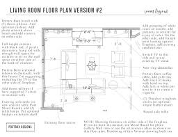 floor plan and furniture placement modern farmhouse family room makeover how to design with an open