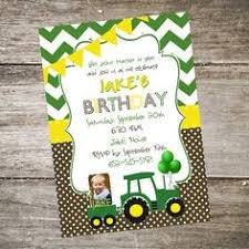 tractor invitation printable john deere invitation tractor