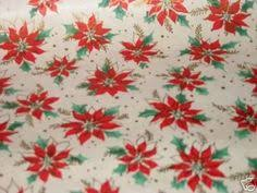 large rolls of christmas wrapping paper used christmas wrapping paper vintage 1940s 1950s 1960s lot 17