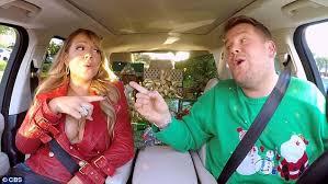 mariah carey and james corden turn carpool karaoke into a star