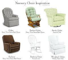 Rocking Chair For Nursery Pregnancy Pregnancy Glider Chairs Glider Chair Pregnancy Glider