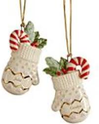 slash prices on best friends 2 forever mitten ornament set